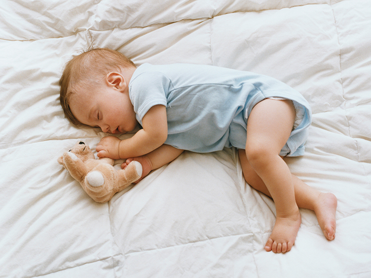 Baby Sleeping On Side Is It Safe And Best Positions