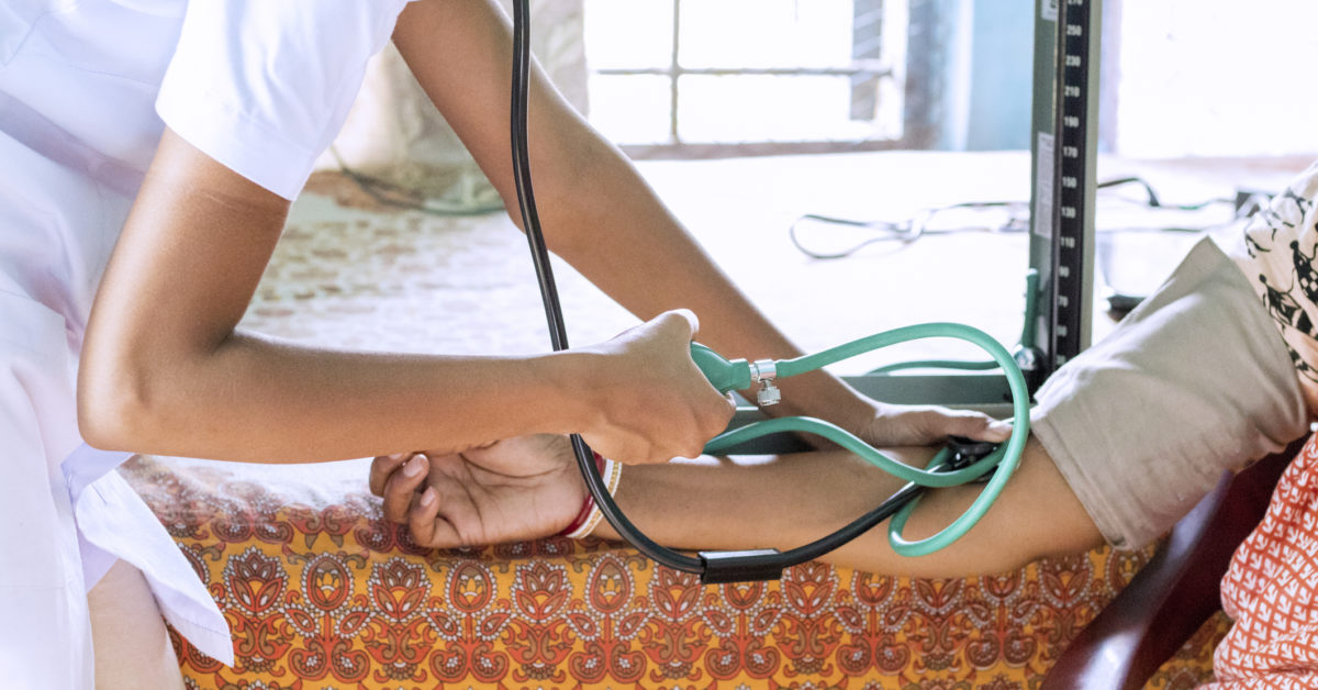 Home visits to monitor hypertension could save lives