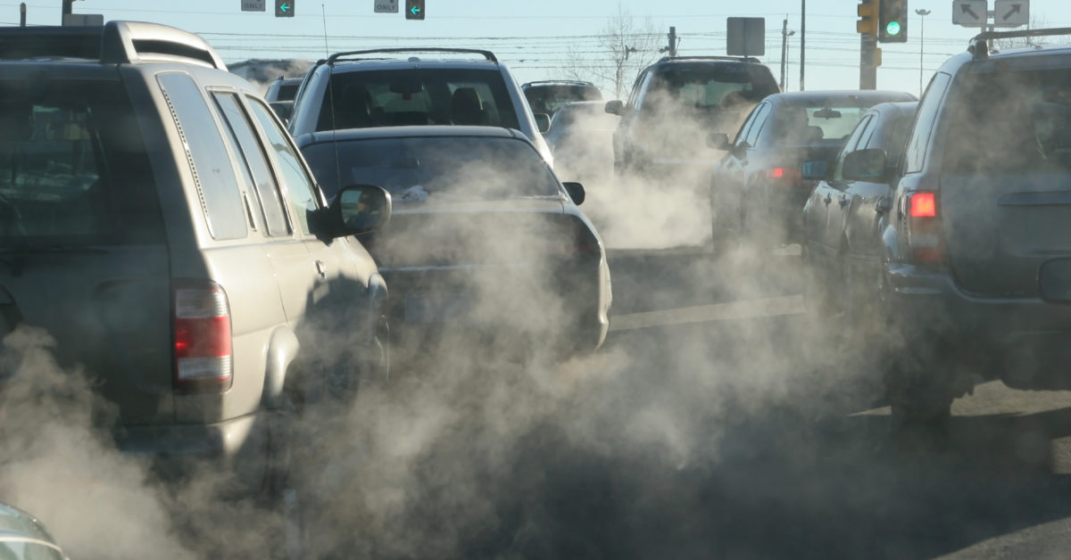 Air pollution may be a leading global cause of death