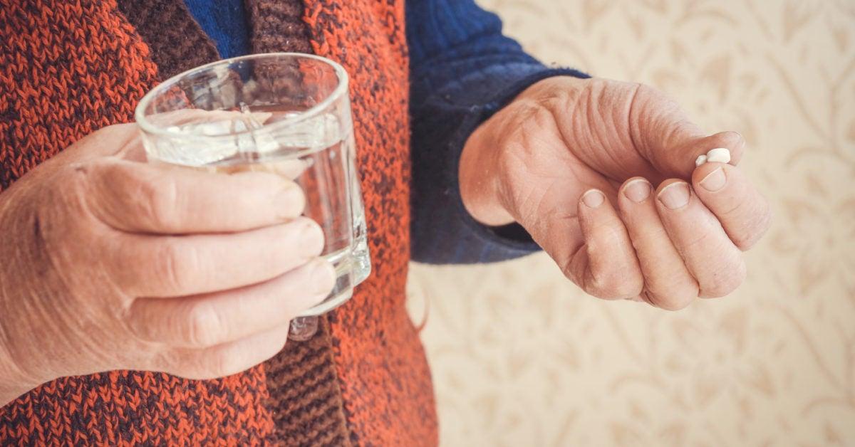 Aspirin does not prevent dementia or slow down cognitive decline thumbnail