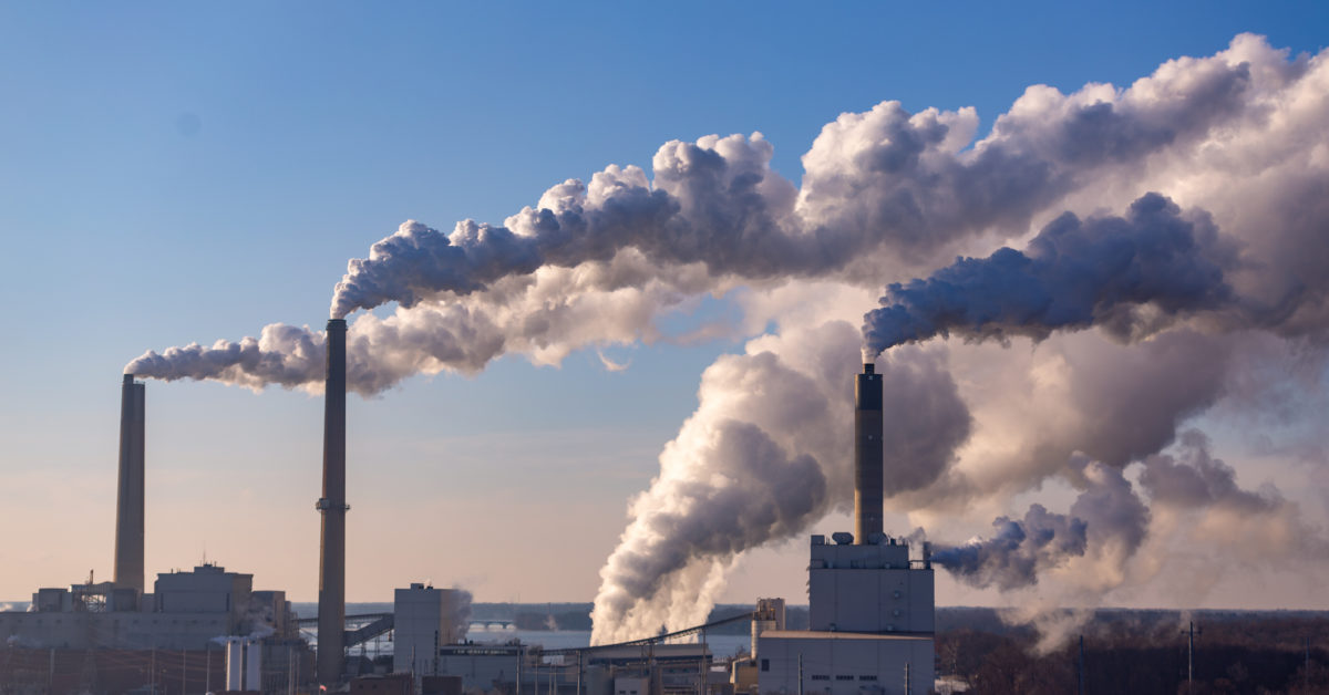 Air pollution may affect the lethality of COVID-19