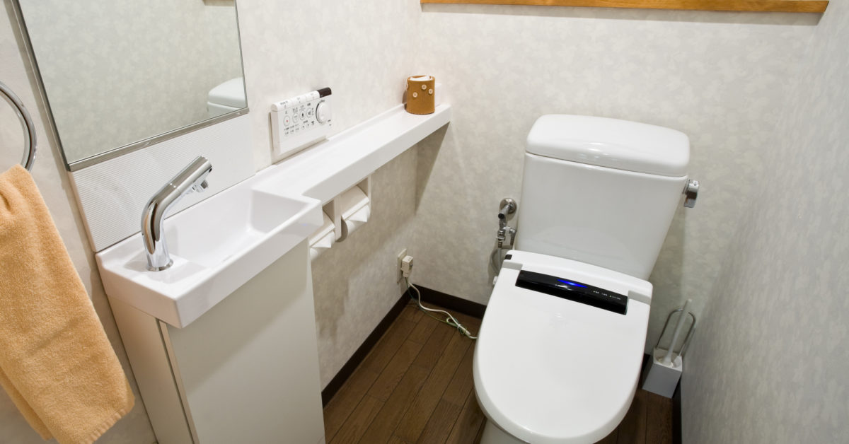 'Smart toilet' recognizes users and checks for signs of disease