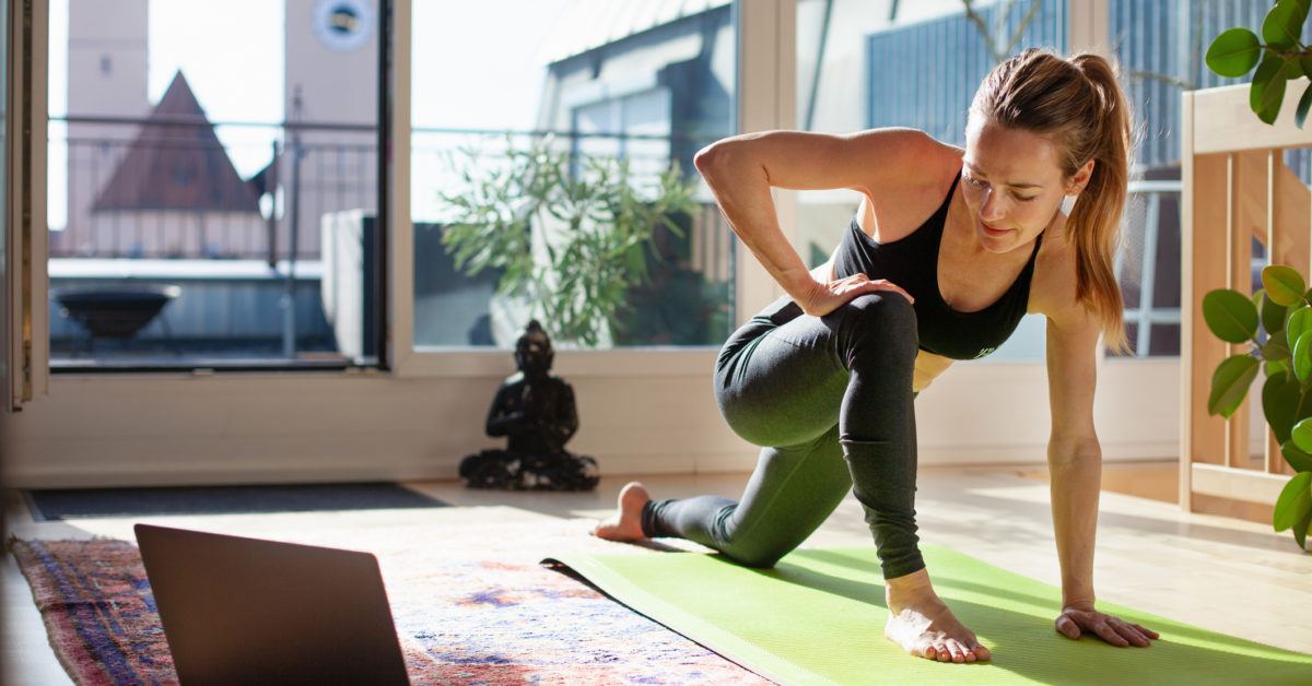 Active yoga may help relieve depression symptoms