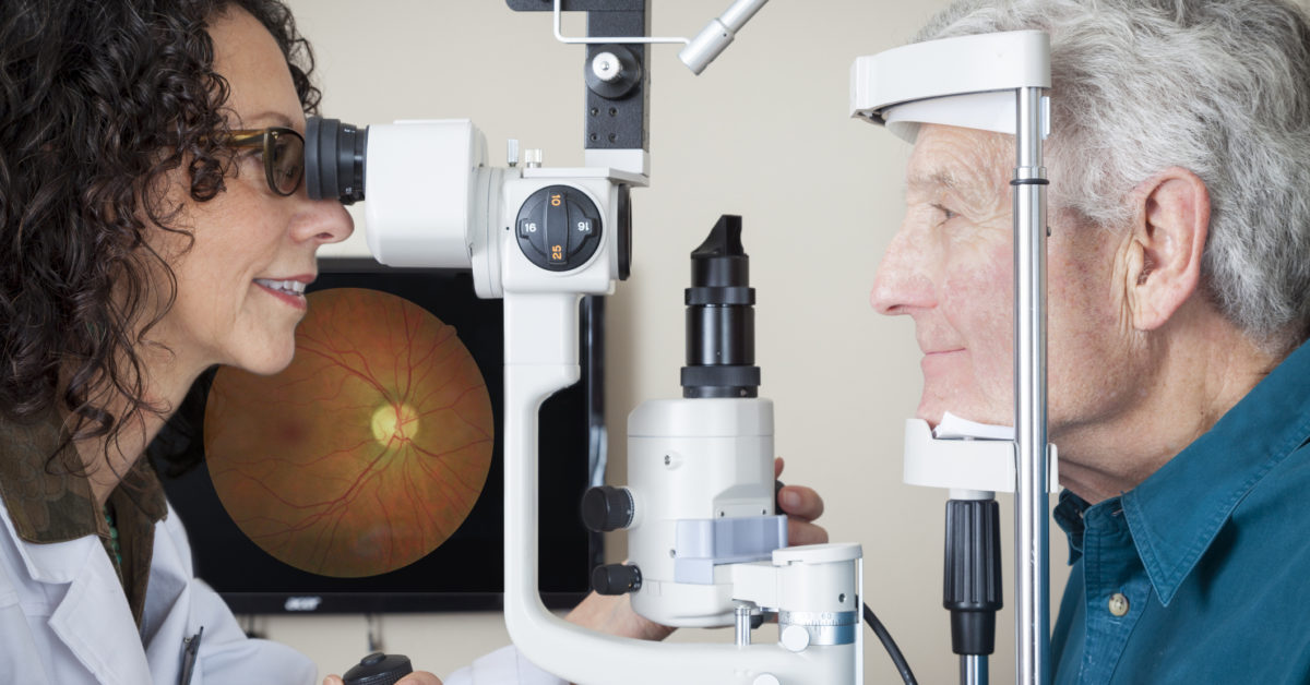 Age-related macular degeneration: Study finds surprising culprit