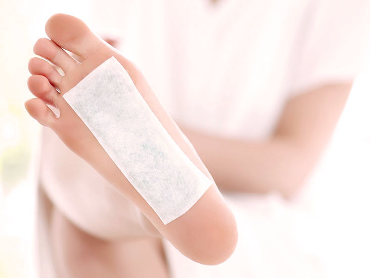 Do Detox Foot Pads Work Claims Benefits And Side Effects