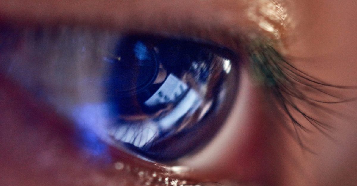 Eyes could provide early warning of Alzheimer's