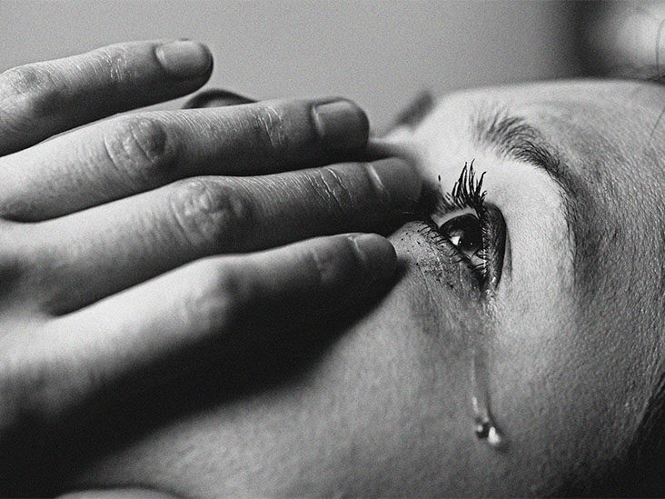 Crying for no reason: Getting support, causes, and how to stop crying