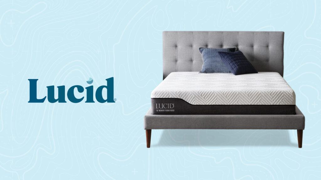Best Lucid Hybrid Mattress Brand And Product Reviews