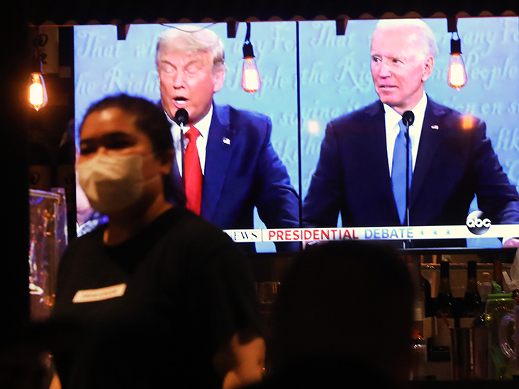 2020 USA 🇺🇸 Election - cover