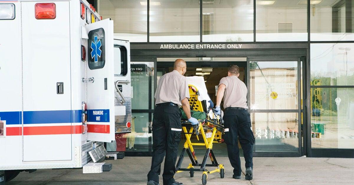 Medicare coverage for emergency room visits: Outside the U ...