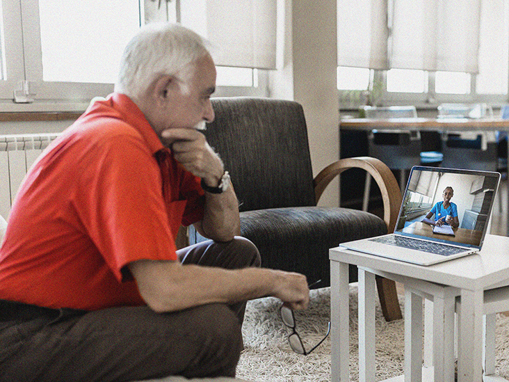 Many psychiatry patients prefer online therapy