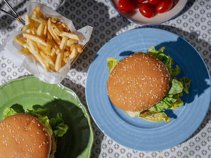 Western diet linked to changes in gut fungi and metabolism - Medical News Today