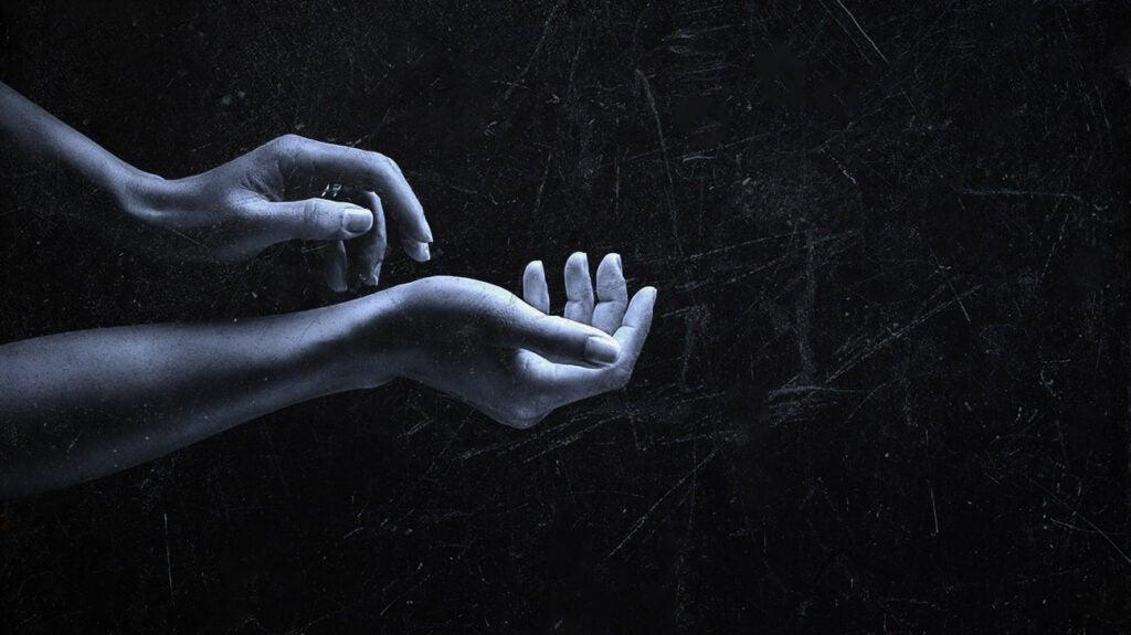 Guillain-Barré syndrome numb hands